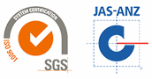 Quality assurance logos