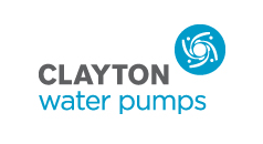 Clayton Water Pumps product range